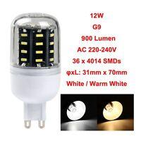 LED Lumière E14 E27 B22 GU10 G9 LED Corn Bulb 4014SMD Lampe 12/18/25/30/35W 220V