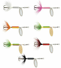 Luhr-Jensen Bang Tail Spinner Rooster Tail Lure 1/8, 1/4, or 1/2 oz Trout Lure