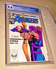 Avengers #223, CGC 9.6, Off-White to White Pages
