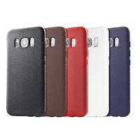 Samsung Galaxy S8 S8+ Plus Ultra Slim Schutz Hülle Leder Case TPU Silikon Cover