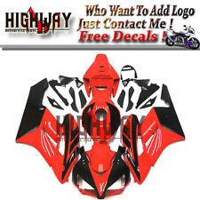 Fairings For Honda CBR1000RR 2004 2005 04 05 ABS Fairing Kit Bodywork Red Black
