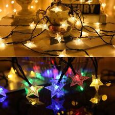 8M USB Solar Star Light 80 LED Waterproof Christmas Fairy String Lights   pn2