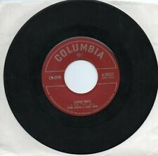 Frank Sinatra and Harry James  Castle Rock  On Columbia     Original  45