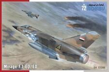 Special Hobby 1/72 Mirage F.1 EQ/ED # 72386