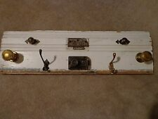 New listing Coat Rack, antique/vintage, wall hooks , victorian baseboard, shabby chic