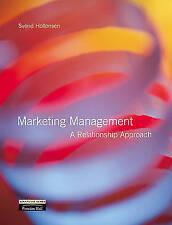 Marketing Management: A Relationship Approach by Svend Hollensen (Paperback, 200