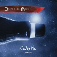 DEPECHE MODE - COVER ME (REMIXES)  2 VINYL LP SINGLE NEU