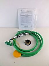 New Haws 8904 Face and Eye Wash Hose Spray