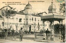 CARTE POSTALE / LE VAR / LE LUC EAU DE PIOULE LE GRAND HOTEL