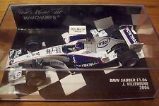 1/43 BMW SAUBER 2006 F1.06 JACQUES VILLENEUVE