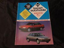 revue technique l'expert automobile-rover 200/400 (89-) essence