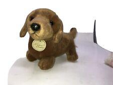 Miyoni By Aurora Plush Stuffed Dachshund Wiener Doxie Weener Dog