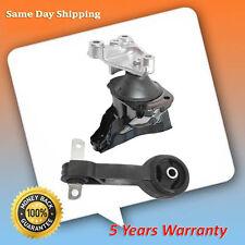 For Honda Civic DX Coupe FWD 1.8L Engine Motor Mount Set 2PCS 4530 4543