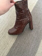 Topshop Hattie Heeled Boots Size 5 - Only Worn Once