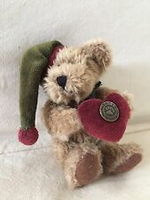 Vintage 1999 Boyds Bears Collectible Valentines Heart Plush Stuff Animal 5.25""