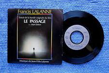 FRANCIS LALANNE / SP EMI 2015667 / 1986 ( F )