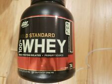 Optimum Nutrition Gold Standard Whey Protein- 5Lb, Double Rich Chocolate