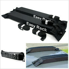 Universal Roof Rack Cargo Carrier Car SUV Van Top Luggage Holder Soft Easy Rack