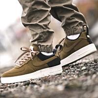 Nike Air Force 1 Low X Carhartt WIP Brown Size 7 8 9 10 11 12 Men AV4113-200