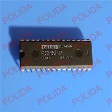 1PCS Audio D/A Converter IC BURR-BROWN/BB DIP-28 PCM58P-J PCM58P J PCM58PJ