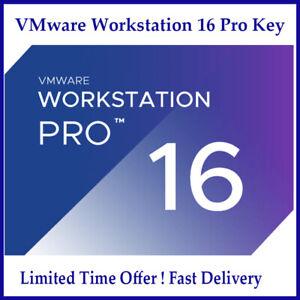 Original® VMware ® Workstation Pro 16 🔥License key 🔥FAST DELIVERY🔥