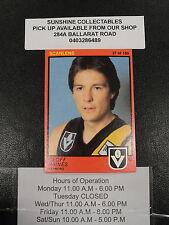 1982 SCANLENS CARD NO.27 GEOFF RAINES RICHMOND GOOD