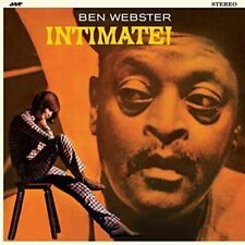 Webster, Ben	The Intimate! (180 Gram Vinyl) (New Vinyl)