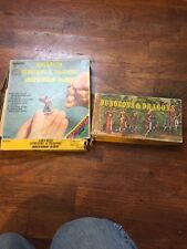 Dungeons and Dragons Miniatures lot metal