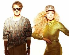 Ting Tings Glossy 8x10 Photo  1