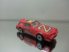 1980 Kenner Fast 111's Chevy Camaro Z-28 - Outlawer / Red - N.Mint Loose 1/64