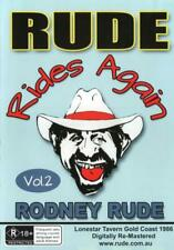 Rodney Rude Rides Again DVD Australian Comedy PAL Region 4