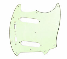 Mint Green 3-ply Pickguard for Vintage USA Fender Mustang Electric Guitar