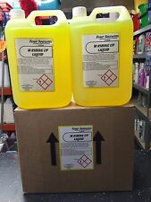 4 X WASHING UP LIQUID 5 LITRES LEMON (AS SEEN ON PICTURE) 20 LITRE IN TOTAL