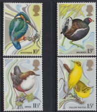 UK - 100th Anniversary of the Protection of Birds 1980 - MNH