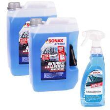 10 L SONAX Antifrost Klarsicht Scheibenwisch Wasser KONZENTRAT ergibt bis zu 30L