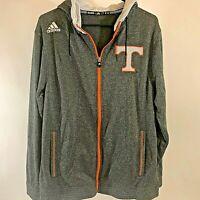 Tennessee Volunteers NCAA Adidas Climawarm Mens Full Zip Hoodie Jacket
