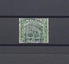 "MALAYA 1942 SG J210b ""Jap Occ"" USED Cat £50"
