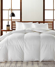 Hotel Collection European White Goose Down Medium Weight King Comforter G316