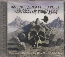 BEST OF HARD ROCK:DAMNED,MOTORHEAD,TEMPEST,GARY MOORE,MAGNUM,COLOSSEUM++  [NEW]