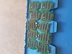 Lot of 10 x memory extension board 7.6 meg for Symbol/ Motorola PDT3100