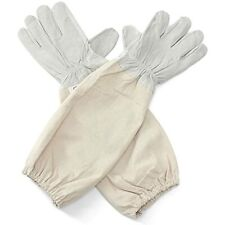 Alles Goat Leather Beekeeping Gloves Vented Sleeves 1 Pair Xl Home
