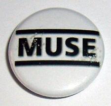 Muse - Logo 25mm Pin Badge Muse 7