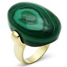 Markenlose Modeschmuck-Ringe im Statement-Stil aus Edelstahl