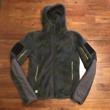 Triple Aught Design Shag Master Hoodie Jacket Fleece Jade Green Medium Rare