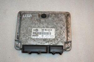 L-2229 VW ENGINE CONTROL UNIT ECU 038906018BM / 0281001846