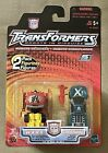 Hasbro Transformers Robots In Disguise RID 2-Pack Autobots WARS & Crosswise 2001