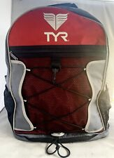 TYR Transition Backpack Bag, Waterpolo, Swim, Bike Triathlon, EXCELLENT!