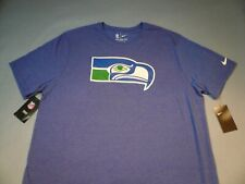 Nike Seattle Seahawks Vault Throwback 2XL BRAND NEW shirt NWT NFL Hawks XXL