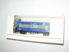 Marklin 46159 Insider wagon for 2000. New Cond. HO. Boxed. 3 rail AC.