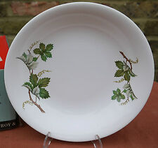 "Villeroy & Boch  ""Grape Leaf and Branch""  8"" Bowl"